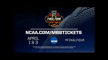 NCAA TV Spot, '2017 NCAA Final Four' - Thumbnail 9