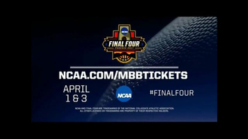 NCAA TV Spot, '2017 NCAA Final Four' - Thumbnail 7