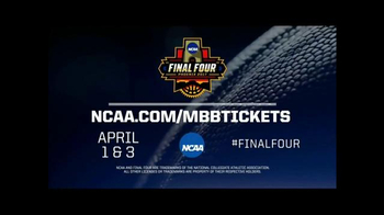 NCAA TV Spot, '2017 NCAA Final Four' - Thumbnail 8