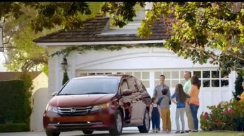 Honda Gran Venta El Garaje de Tus Sueños TV Spot, '2016 Odyssey' [Spanish] - Thumbnail 2