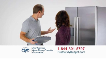 First American Home Buyers Protection Corporation TV Spot, 'Home Warranty' - Thumbnail 3