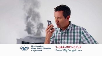 First American Home Buyers Protection Corporation TV Spot, 'Home Warranty' - Thumbnail 6