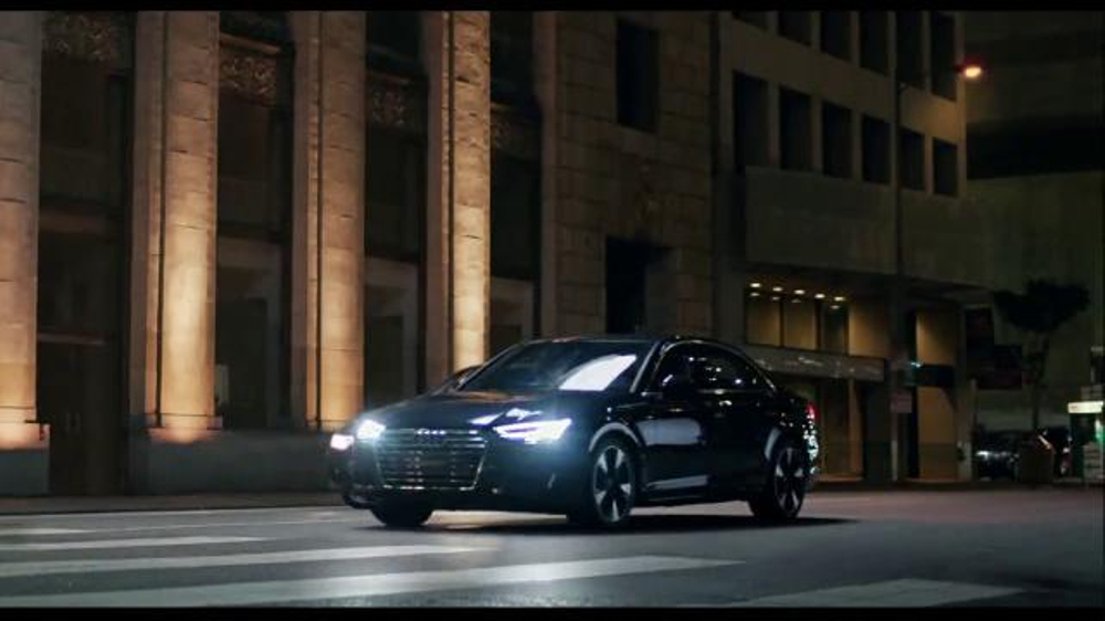 Audi A TV Commercial Intelligent Statement Song By The Stooges - Audi car song
