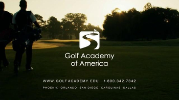 Golf Academy of America TV Spot, 'Welcome' - Thumbnail 9