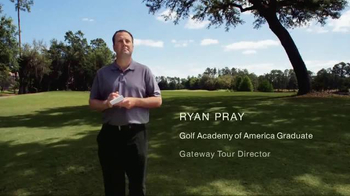 Golf Academy of America TV Spot, 'Welcome' - Thumbnail 4