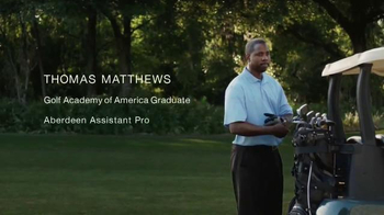 Golf Academy of America TV Spot, 'Welcome' - Thumbnail 6