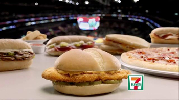 7-Eleven Chicken Sandwich TV Spot, 'Awesomeness' - Thumbnail 1