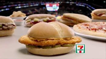 7-Eleven Chicken Sandwich TV Spot, 'Awesomeness' - Thumbnail 2
