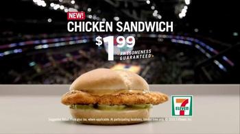7-Eleven Chicken Sandwich TV Spot, 'Awesomeness' - Thumbnail 8