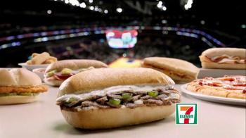 7-Eleven Steak & Cheese Melt TV Spot, 'Green Screen' - Thumbnail 1
