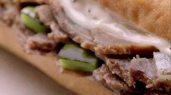 7-Eleven Steak & Cheese Melt TV Spot, 'Green Screen' - Thumbnail 2
