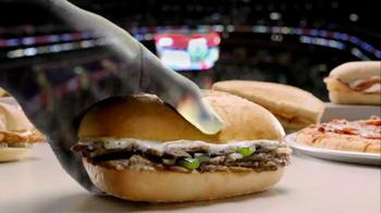 7-Eleven Steak & Cheese Melt TV Spot, 'Green Screen' - Thumbnail 5