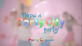 Party City TV Spot, 'Party Service Announcement: Birthday' - Thumbnail 8
