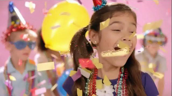 Party City TV Spot, 'Party Service Announcement: Birthday' - Thumbnail 4