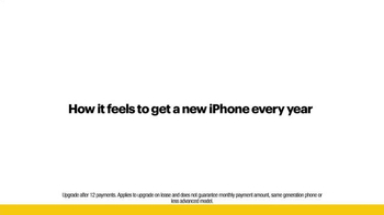 Sprint iPhone Forever Plan TV Spot, 'How It Feels' - Thumbnail 1