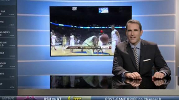 AT&T TV Spot, 'Watch It All: Basketball' - Thumbnail 4