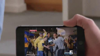 AT&T TV Spot, 'Watch It All: Basketball' - Thumbnail 6