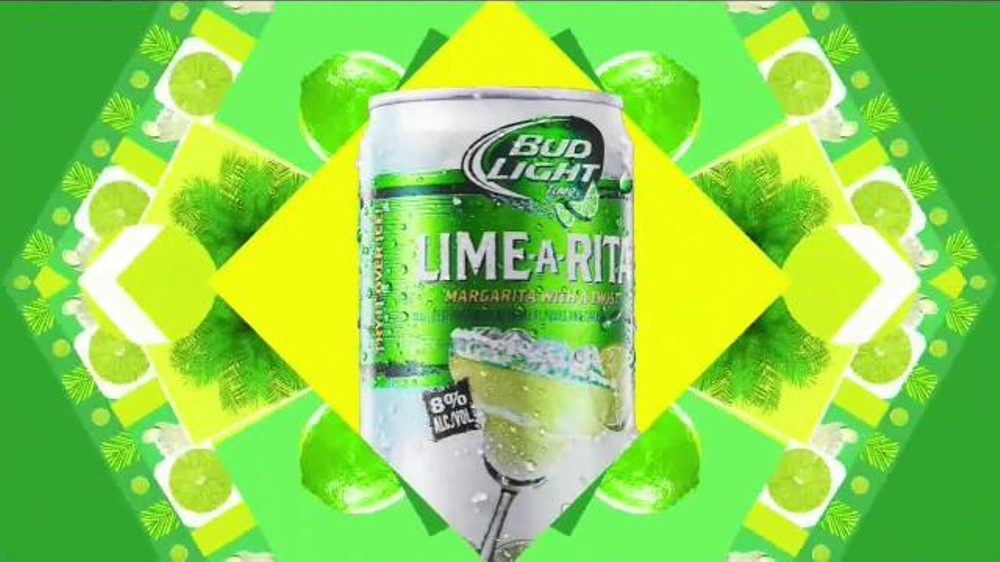 Bud light lime a rita tv commercial five flavors song by nelly bud light lime a rita tv commercial five flavors song by nelly ispot mozeypictures Gallery