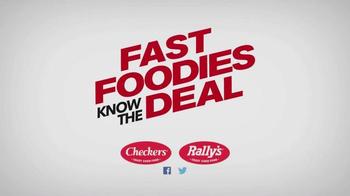 Checkers & Rally's Buttery Steak Burger TV Spot, 'A Guy Like Me' - Thumbnail 8