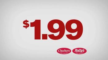 Checkers & Rally's Buttery Steak Burger TV Spot, 'A Guy Like Me' - Thumbnail 5