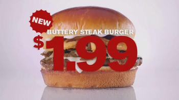 Checkers & Rally's Buttery Steak Burger TV Spot, 'A Guy Like Me' - Thumbnail 7