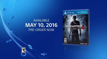 Uncharted 4: A Thief's End TV Spot, 'Heads or Tails' - Thumbnail 8