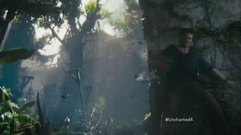 Uncharted 4: A Thief's End TV Spot, 'Heads or Tails' - Thumbnail 5