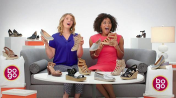 Payless Shoe Source BOGO TV Spot, 'Marriage' - 1413 commercial airings