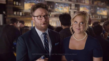Bud Light TV Spot, 'Basketball' Featuring Seth Rogen, Amy Schumer - Thumbnail 8