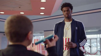 Kids Foot Locker TV Spot, 'Little Pro' Featuring Andrew Wiggins