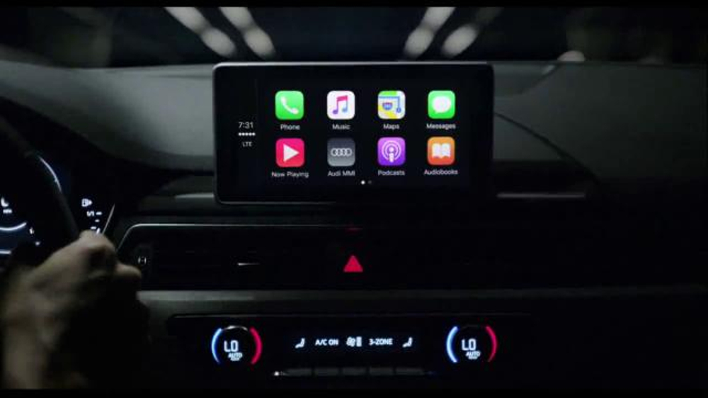 Audi A TV Commercial Faster Song By The Stooges ISpottv - Audi car song