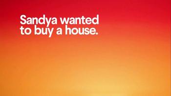 SoFi TV Spot, 'Sandya's First Home' - Thumbnail 1