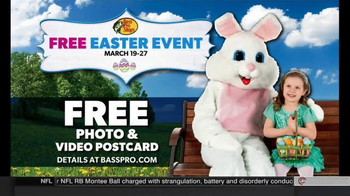Bass Pro Shops Trophy Deals TV Spot, 'Hikers, T-Shirts and Easter Pictures' - Thumbnail 8