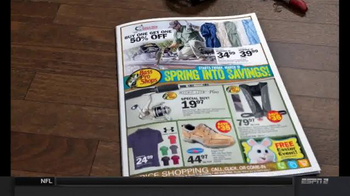 Bass Pro Shops Trophy Deals TV Spot, 'Hikers, T-Shirts and Easter Pictures' - Thumbnail 4