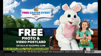Bass Pro Shops Trophy Deals TV Spot, 'Hikers, T-Shirts and Easter Pictures' - Thumbnail 7