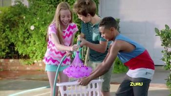 Bunch O Balloons TV Spot, 'Fill 100 Balloons in 60 Seconds' - 3396 commercial airings