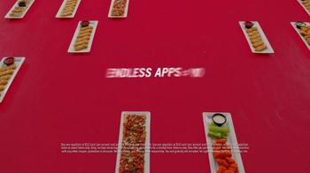 TGI Friday's Endless Apps TV Spot, 'Keep Going' - Thumbnail 8