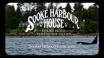 BC Ferries TV Spot, 'Sooke Harbour House' - Thumbnail 8