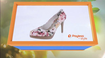 Payless Shoe Source TV Spot, 'Ion Television: Step Into Spring' - Thumbnail 3