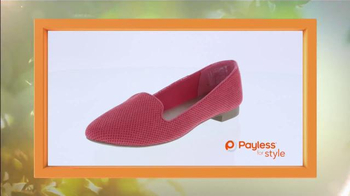 Payless Shoe Source TV Spot, 'Ion Television: Step Into Spring' - Thumbnail 4