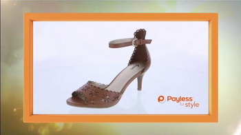 Payless Shoe Source TV Spot, 'Ion Television: Step Into Spring' - Thumbnail 5