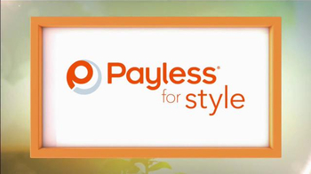 Payless Shoe Source TV Spot, 'Ion Television: Step Into Spring' - Thumbnail 6