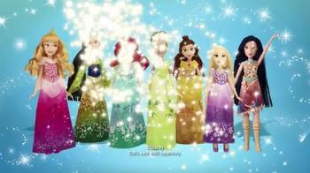 Disney Princess Royal Shimmer Dolls TV Spot, 'Disney Junior: Dream Big' - Thumbnail 8
