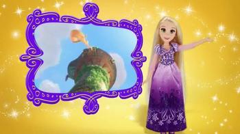 Disney Princess Royal Shimmer Dolls TV Spot, 'Disney Junior: Dream Big' - Thumbnail 4