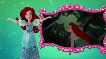 Disney Princess Royal Shimmer Dolls TV Spot, 'Disney Junior: Dream Big' - Thumbnail 6