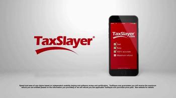 TaxSlayer.com TV Spot, '30 Days of Sweet Tax Swag: Harold's Bowling Trophy' - Thumbnail 1