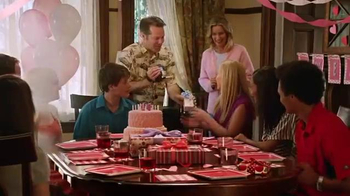 Values.com TV Spot, 'Birthday Wish' Song by Rascal Flatts