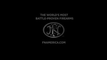 FN America TV Spot, 'The FN Anthem' - Thumbnail 10