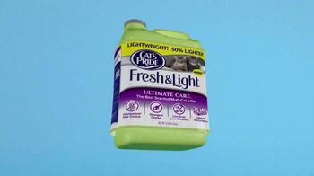 Cat's Pride Fresh & Light TV Spot, 'Best Litter' Featuring Katherine Heigl - Thumbnail 6