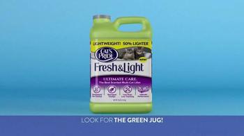 Cat's Pride Fresh & Light TV Spot, 'Best Litter' Featuring Katherine Heigl - Thumbnail 7